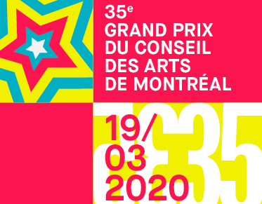 Toxique Trottoir and TOHU, finalists for the 35th grand prize of the Conseil des arts de Montréal!