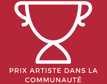 Rewarding the contribution of artists and cultural organizations to communities