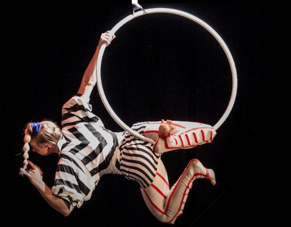 New remunerated training program for circus artists!