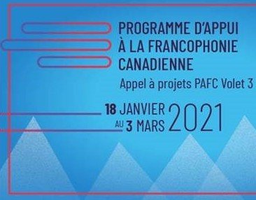 Call for projects: Support Program for the Canadian Francophonie (PAFC)