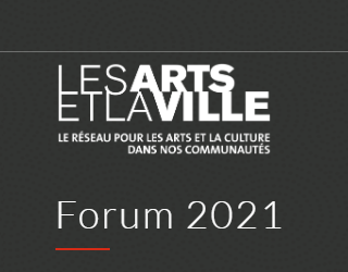 Call for participation: Les Arts et la Ville Network